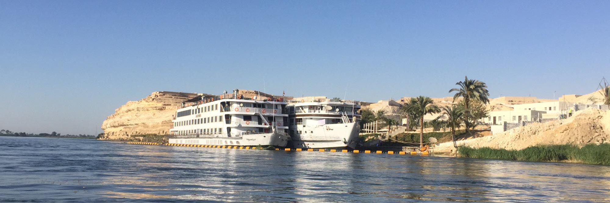 Bolina Port Security Booms