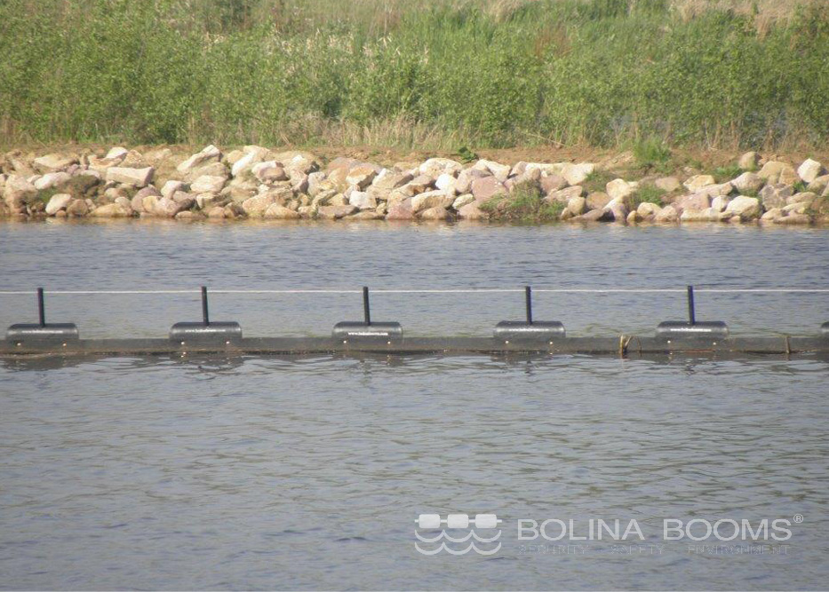 Bolina Litter Fence Booms