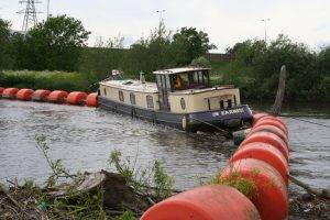 Bolina Safety Booms – Keeping the River Trent safe for 20+ years